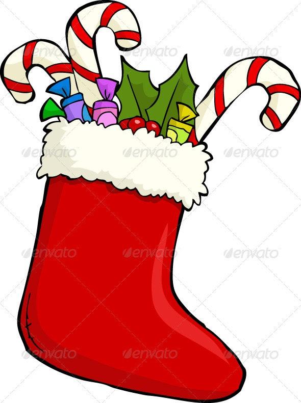 Sock - Christmas Seasons/Holidays