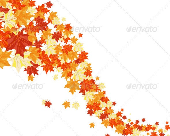 Autumn Background - Seasons Nature
