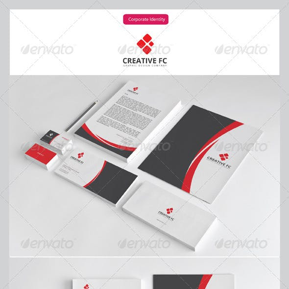 Creative FC Corporate Identity Package