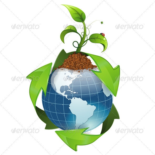 Environment and Ecology Concept - Concepts Business