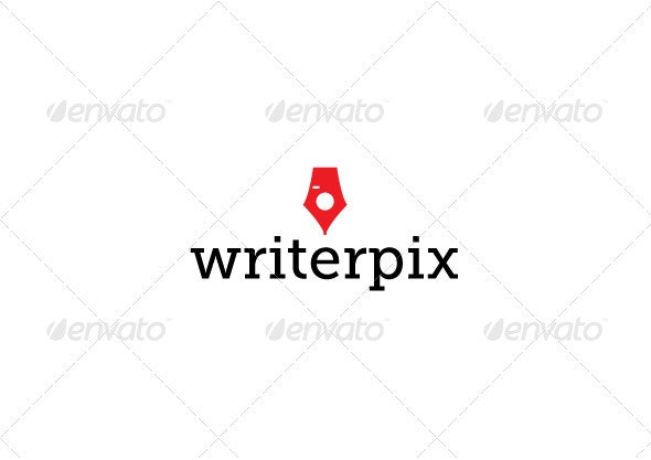 Writerpix Logo - Symbols Logo Templates