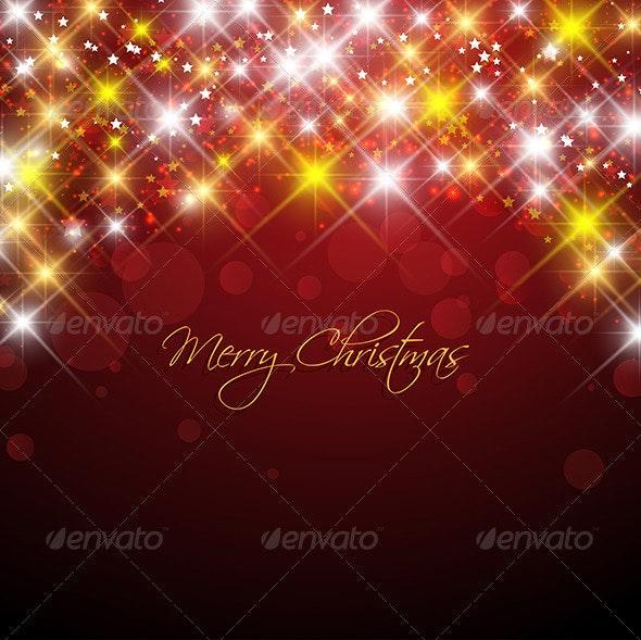 Christmas Stars - Christmas Seasons/Holidays