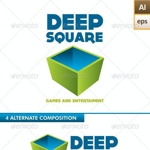 Deep Square Logo