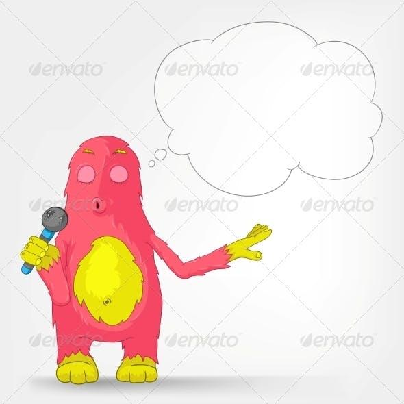 Funny Monster - Singing