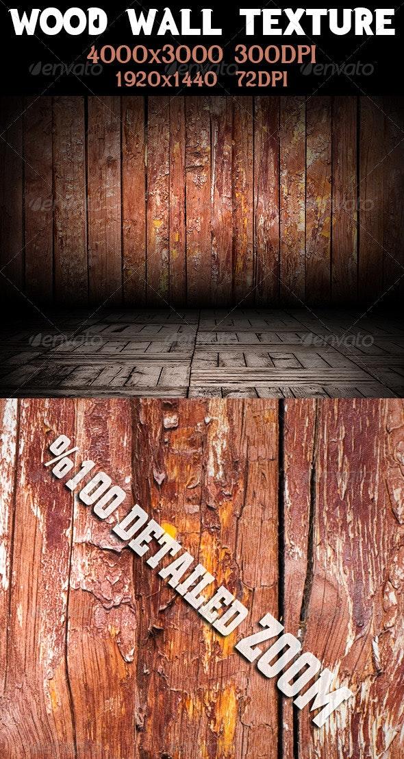 Wood Wall Texture - Wood Textures