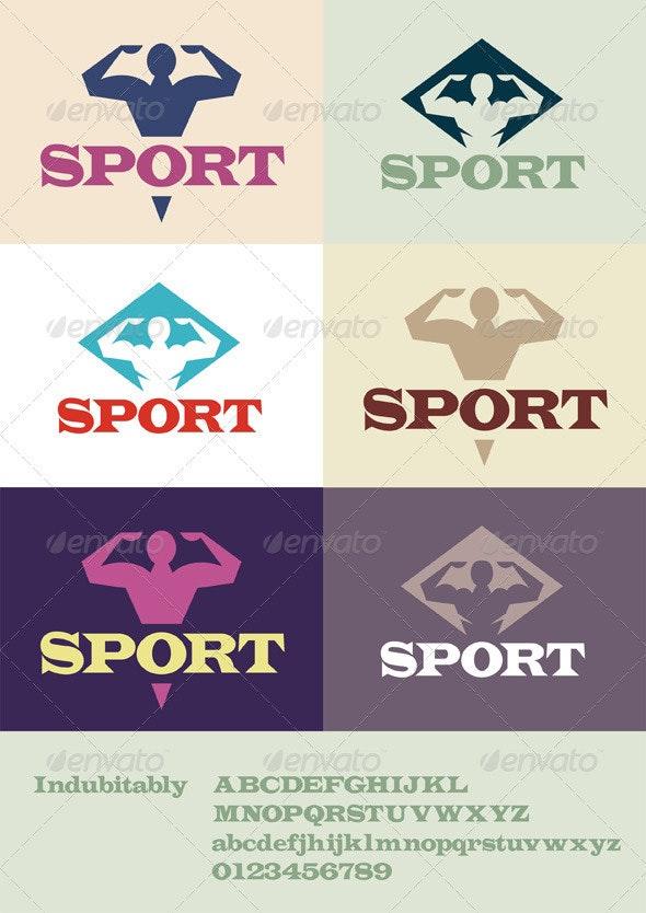 Sport Logo - Humans Logo Templates