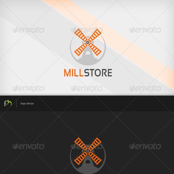 Millstore Logo