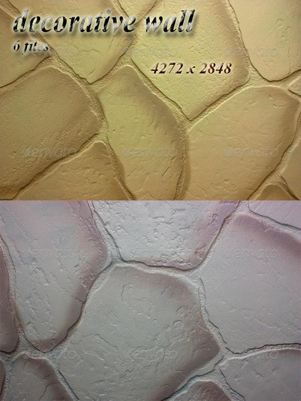 Decorative Wall - Concrete Textures