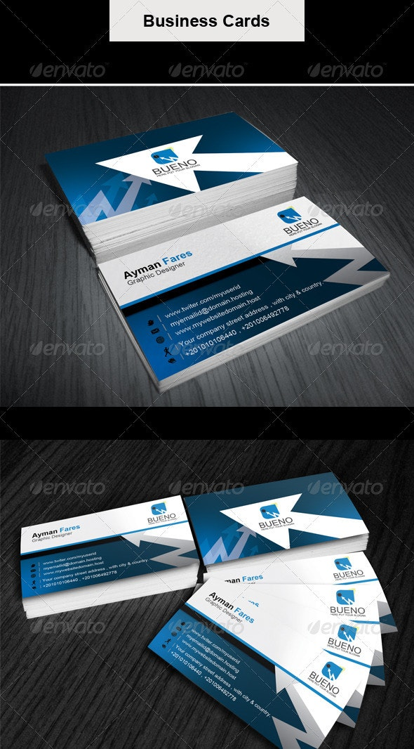 Professional Business Card | Marketing  - Creative Business Cards