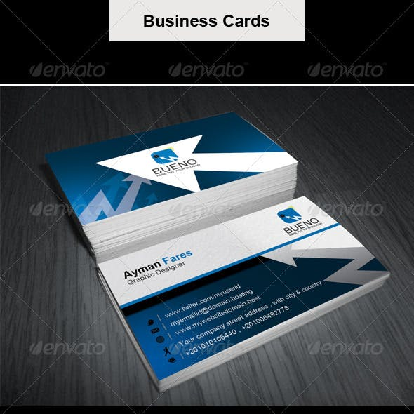 Professional Business Card | Marketing