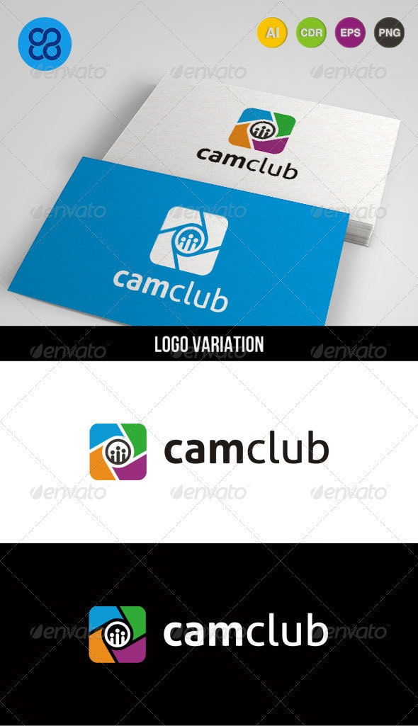 Camclub - Symbols Logo Templates