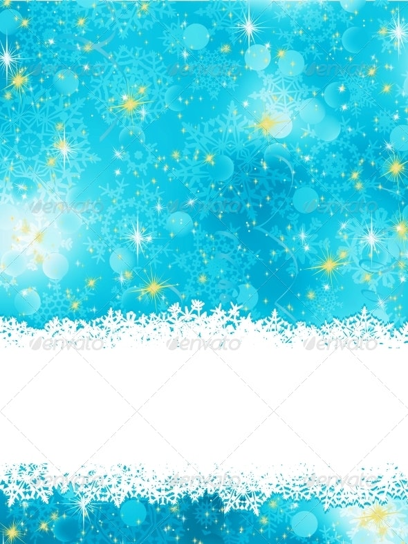 Christmas Background with Copyspace - Christmas Seasons/Holidays