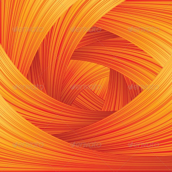 Abstract Swirled Background - Backgrounds Decorative