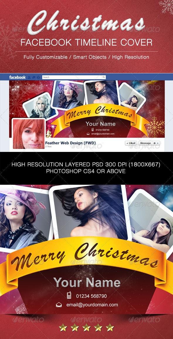 Christmas FB Timeline Cover - Facebook Timeline Covers Social Media
