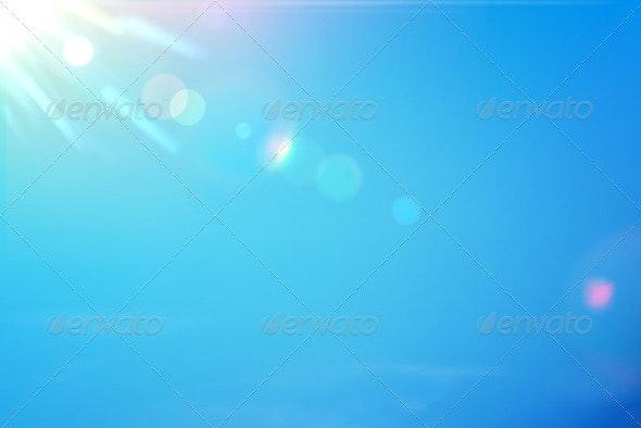 Blue Sky - Decorative Vectors