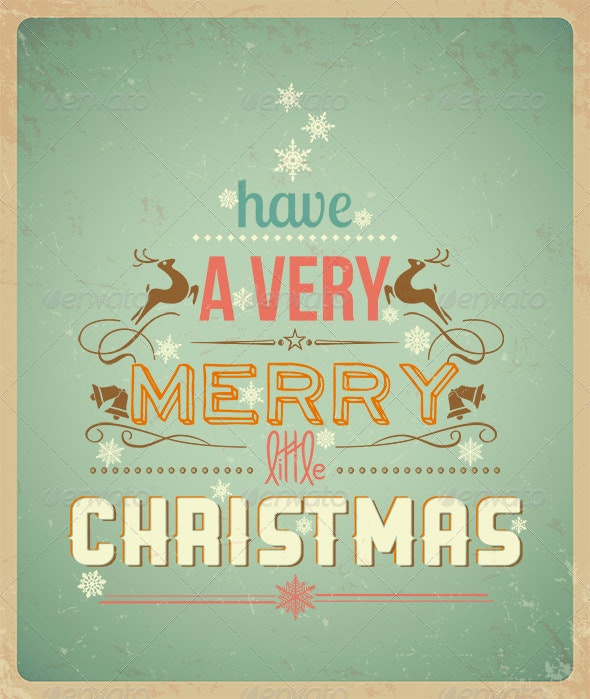 Have a Very Merry Little Christmas - Christmas Seasons/Holidays