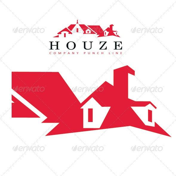 Houze Logo Template