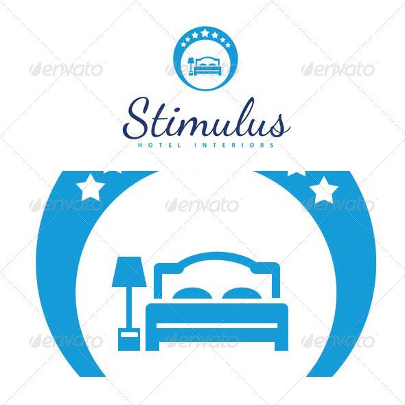 Stimulus Hotel Interiors - Objects Logo Templates