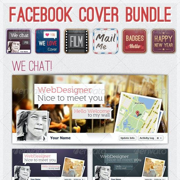 Creative FB Timeline Bundle