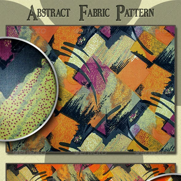 Abstract Fabric Pattern