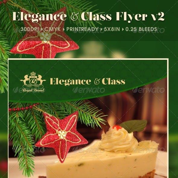 Elegance Flyer Template V2