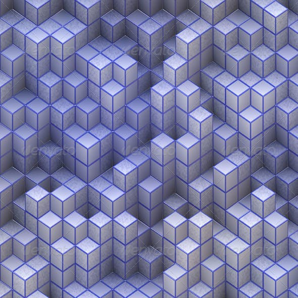 8 Abstract Cubes Backgrounds