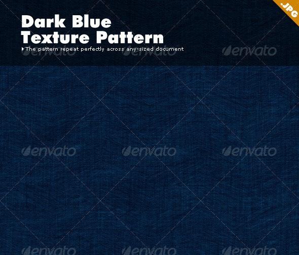 Dark Blue Texture Pattern - Patterns Backgrounds