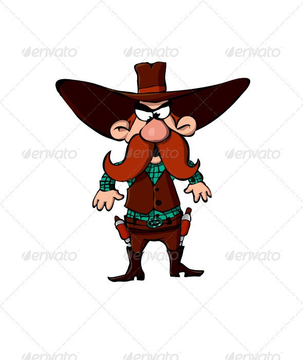 Cowboy - People Characters