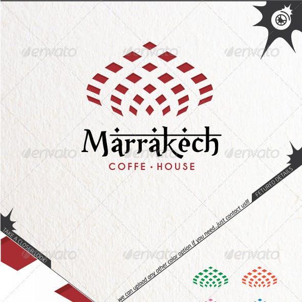 Marrakech Coffee House Logo