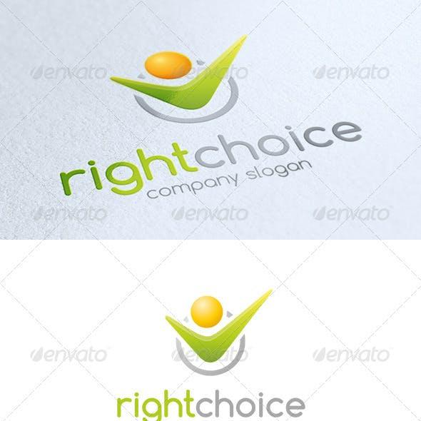 Right Choice Logo