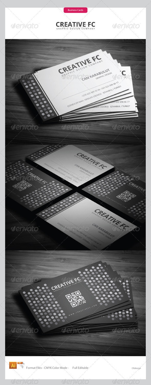 Corporate Business Cards 234 - Corporate Business Cards