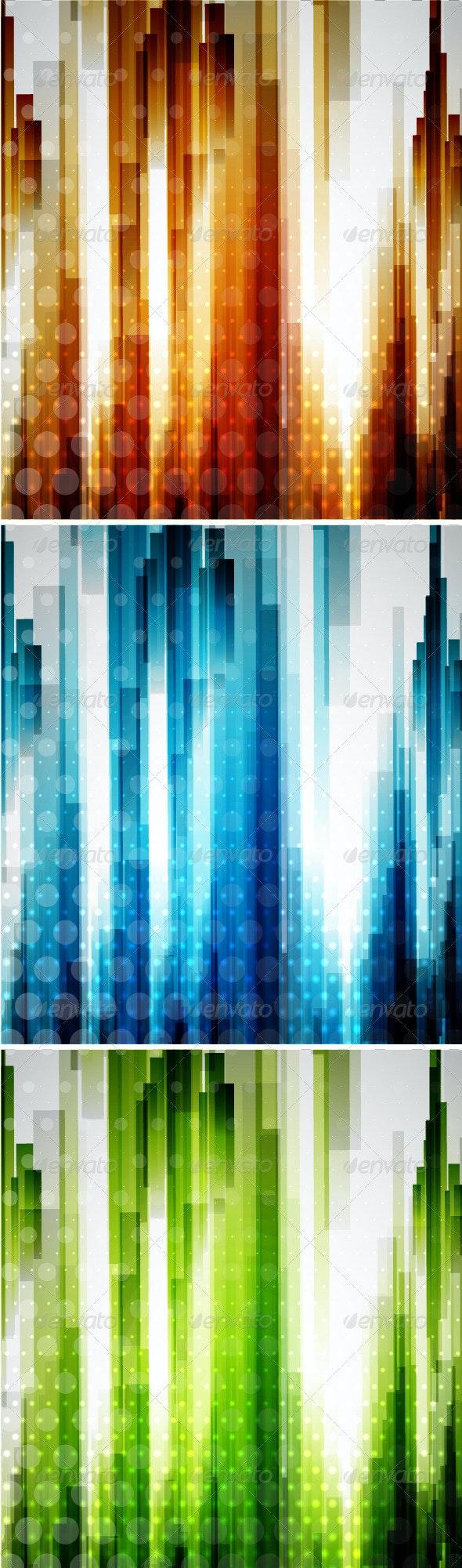 Vector Vertical Lines Backgrounds - Backgrounds Decorative