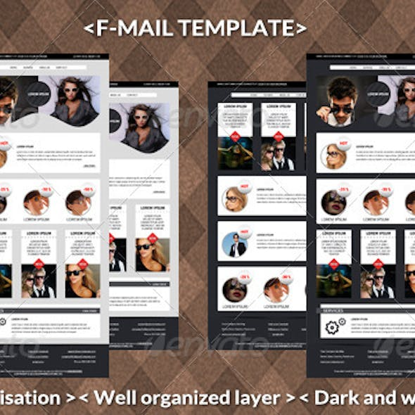 F-mail Template