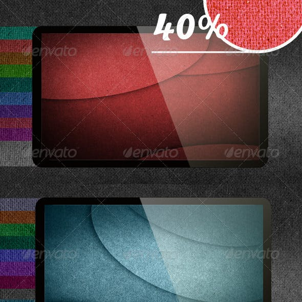 Rough Texture - 30 Different Background