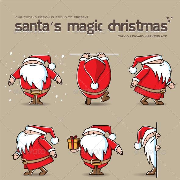Santa's Magic Christmas