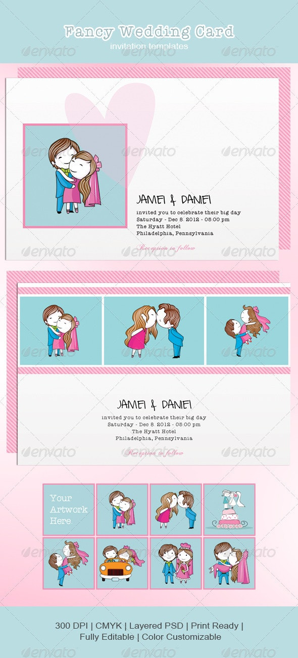 Fancy Wedding Card - Weddings Cards & Invites