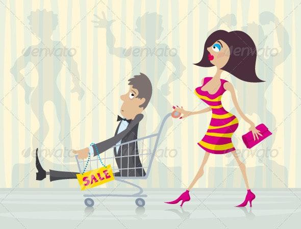 Big Sale - Commercial / Shopping Conceptual