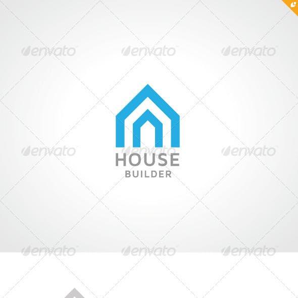 House Builder Logo