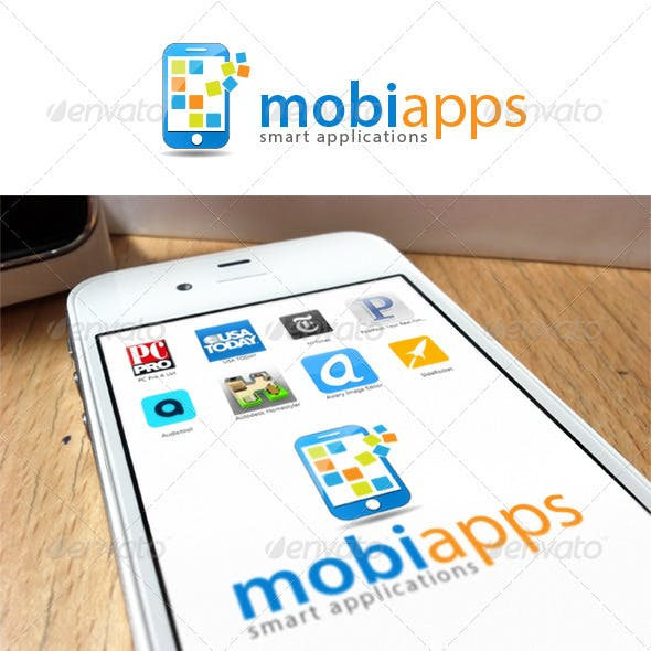 MobiApps - Smart Applications Logo