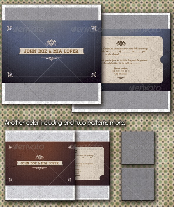 Invitation to Wedding - Weddings Cards & Invites