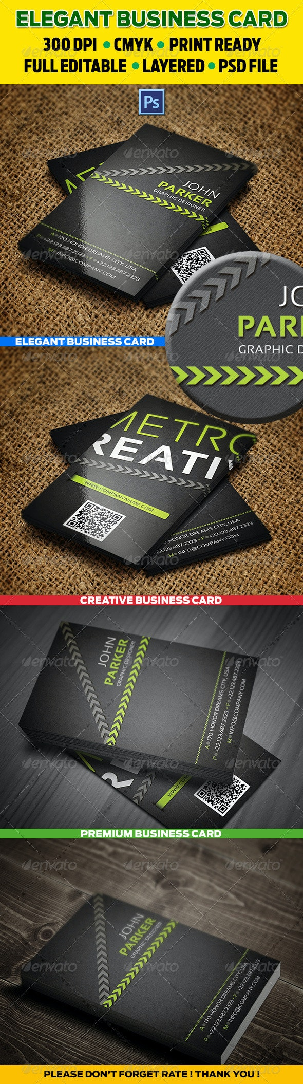 Creative Business Cards 25 - Creative Business Cards
