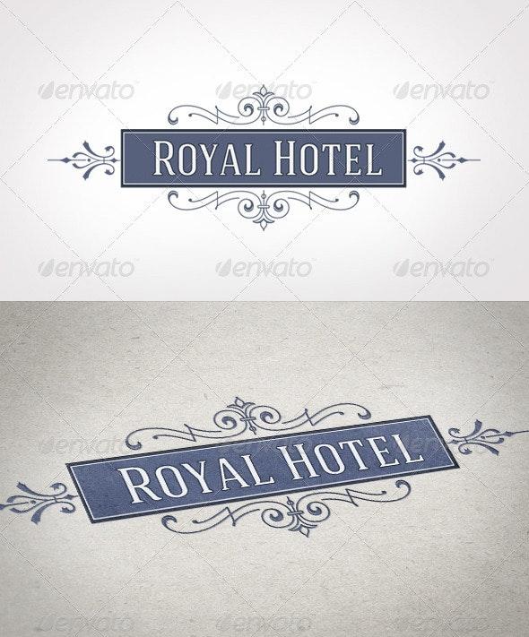 Royal Business Logo - Crests Logo Templates