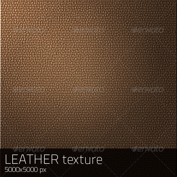 Leather - Fabric Textures