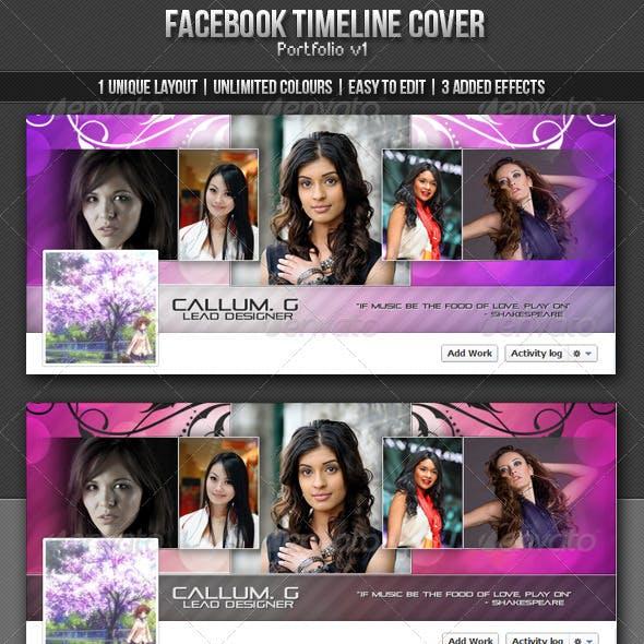 [FB Timeline] Portfolio v1