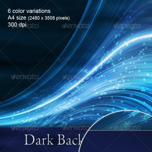 6 Dark Backgrounds