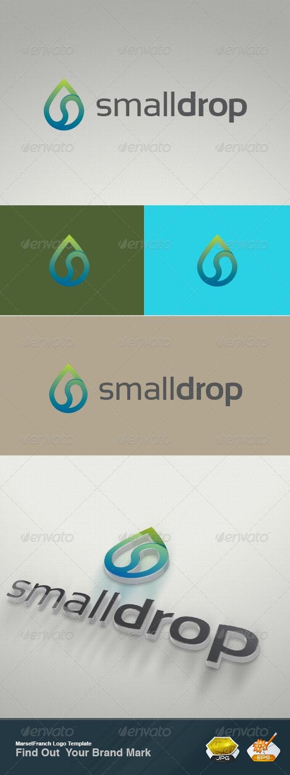 Small Drop - Nature Logo Templates
