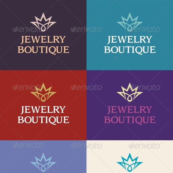 Jewelry Boutique Logo