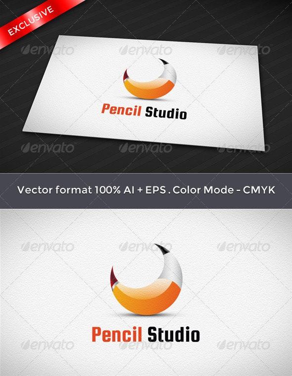 Pencil Studio - Logo Template - Objects Logo Templates