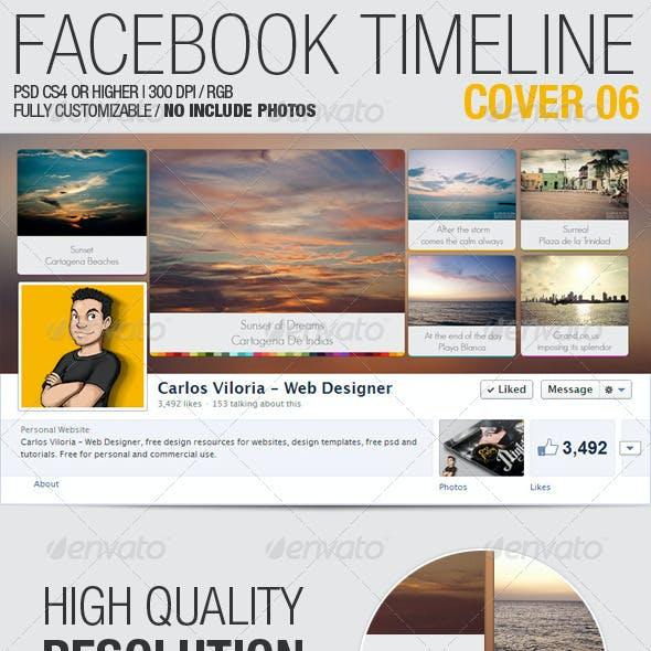 Facebook Timeline Cover 06