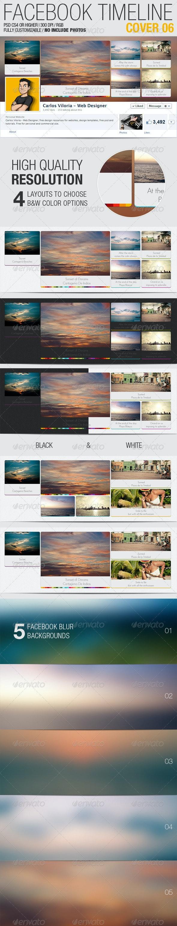 Facebook Timeline Cover 06 - Facebook Timeline Covers Social Media